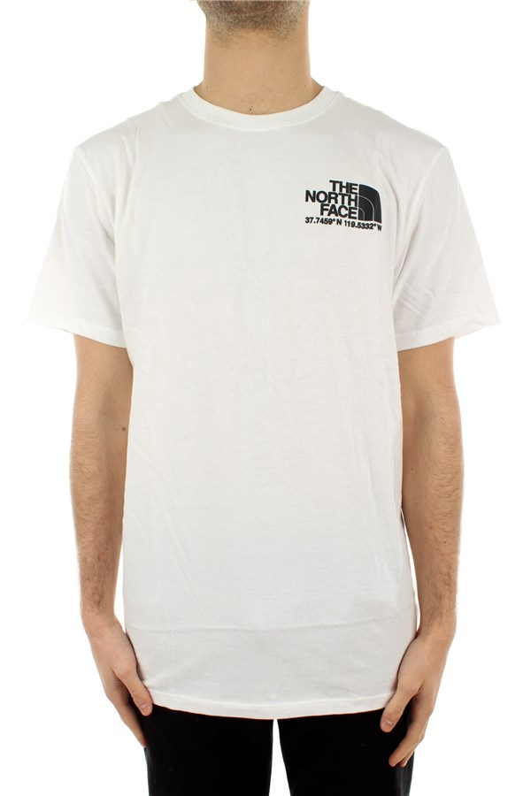 The North Face Short sleeve Tnf White