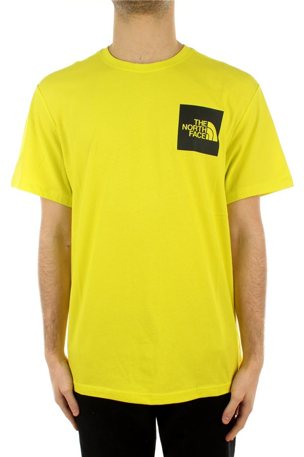 The North Face T-shirt Short sleeve Man NF00CEQ5JE31 0