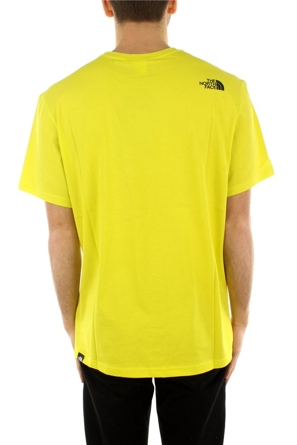 The North Face T-shirt Short sleeve Man NF00CEQ5JE31 2