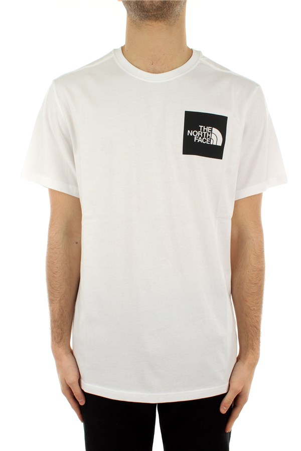 The North Face Short sleeve Tnf White / tnf Black