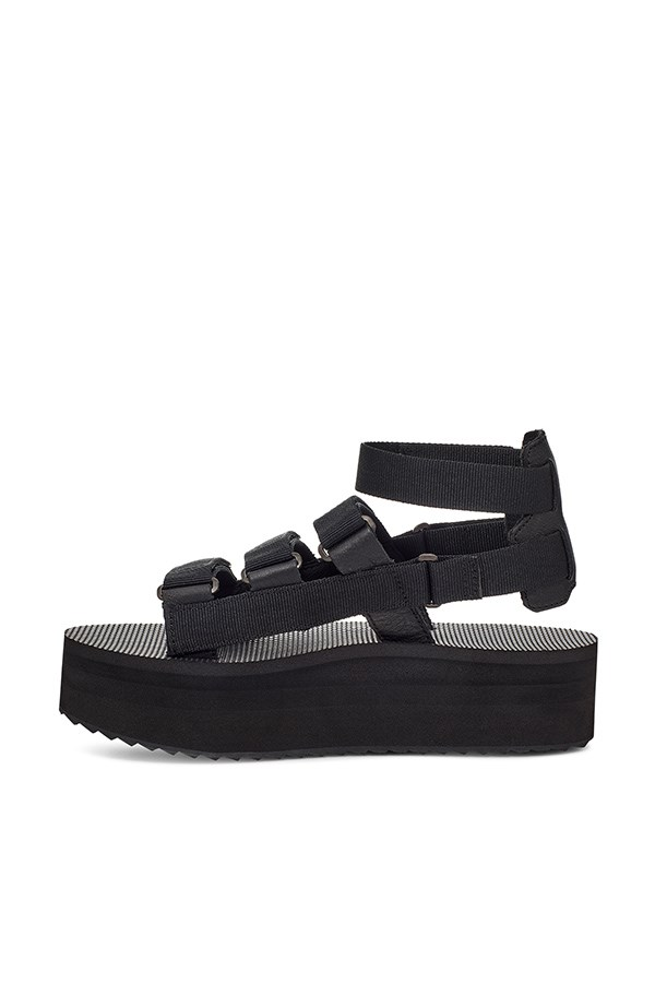 Teva With wedge Blk