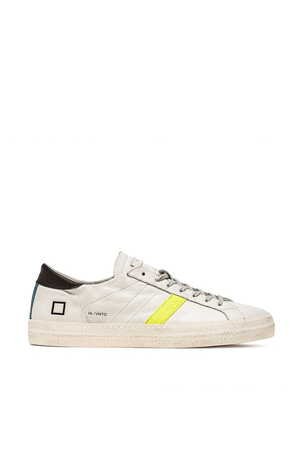 D.a.t.e low White / yellow