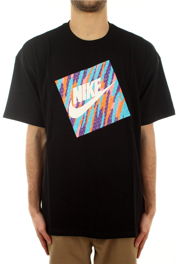 Nike T-shirt Short sleeve Man DB6133-010 0