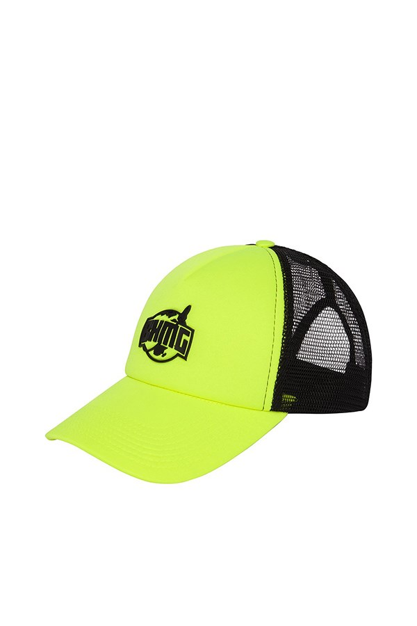 Bhmg Baseball Fluo yellow