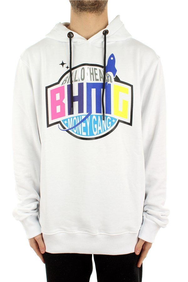 Bhmg Sweatshirts Hooded Unisex 029035 0