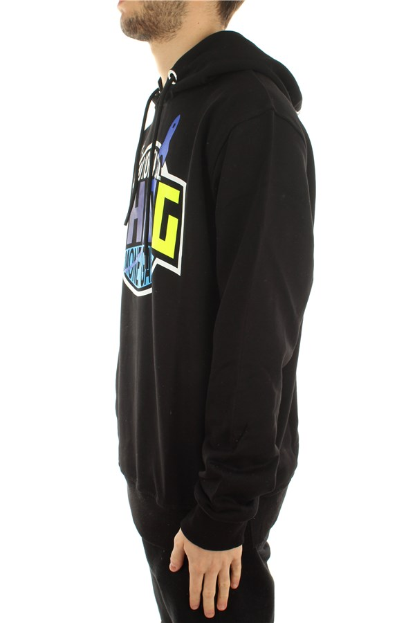 Bhmg Hooded Black