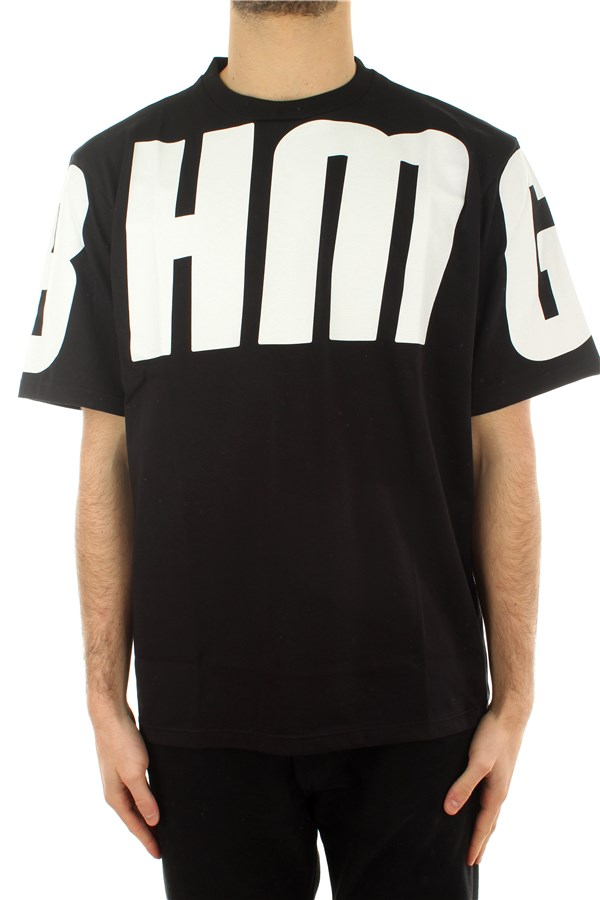 Bhmg Short sleeve Black