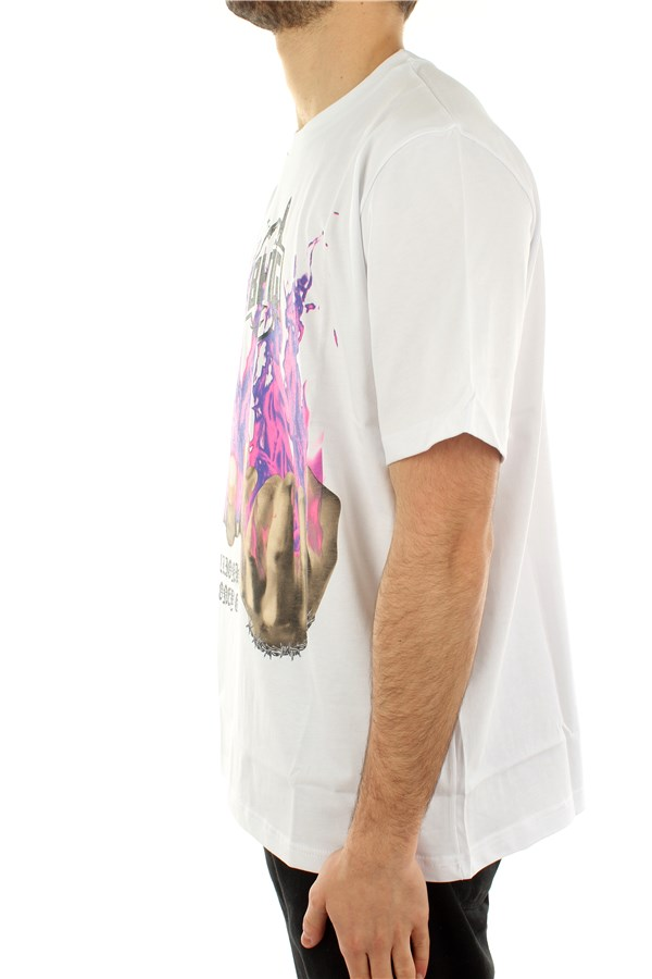 Bhmg Short sleeve White