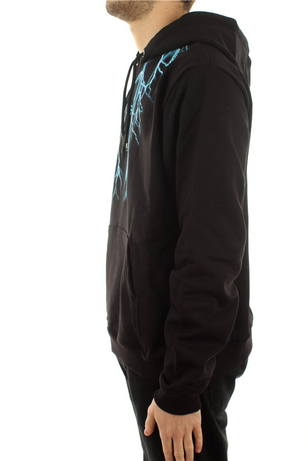 Phobia Hooded Black