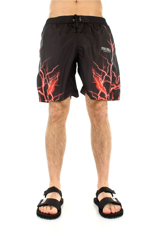Phobia Sea shorts Black