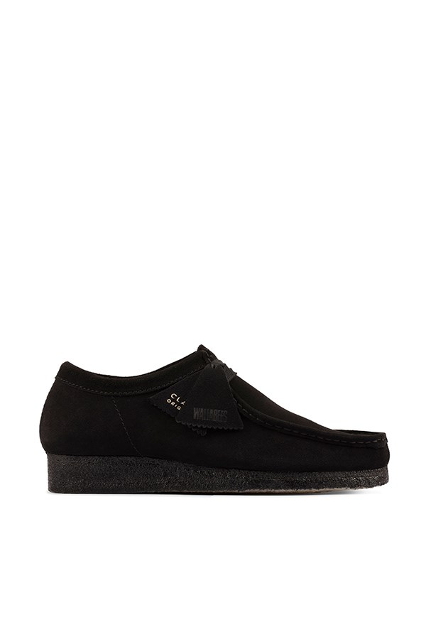 Clarks Loafers Black Sde