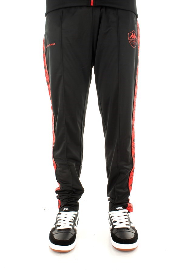 Kappa Suit Black