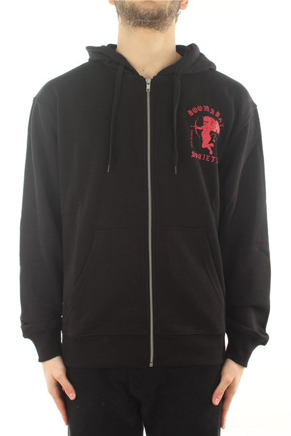 Doomsday Hooded Blk