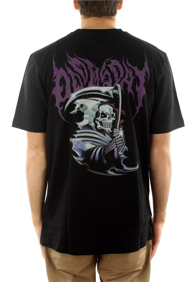 Doomsday Short sleeve Blk