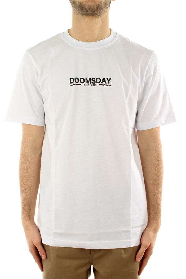 Doomsday Short sleeve Wht