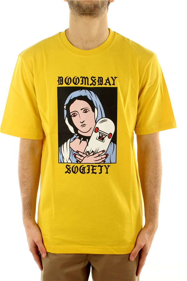 Doomsday Short sleeve Yel