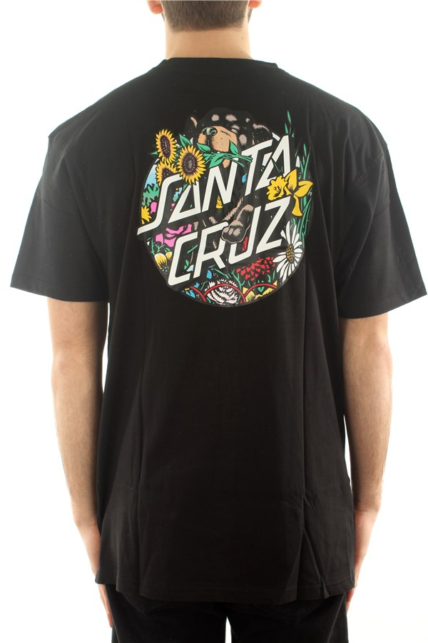 Santa Cruz Short sleeve Black