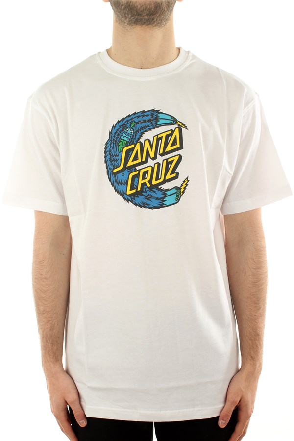 Santa Cruz Short sleeve White