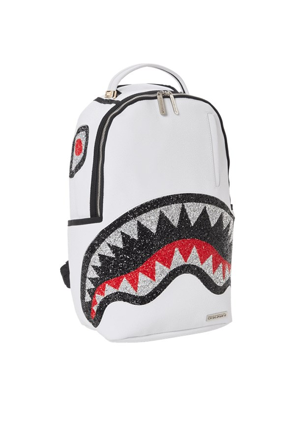 Sprayground Backpacks White