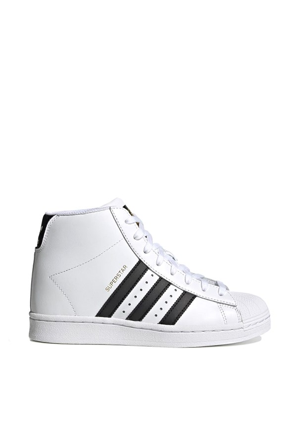 Adidas high Ftwwht / cblack / goldmt