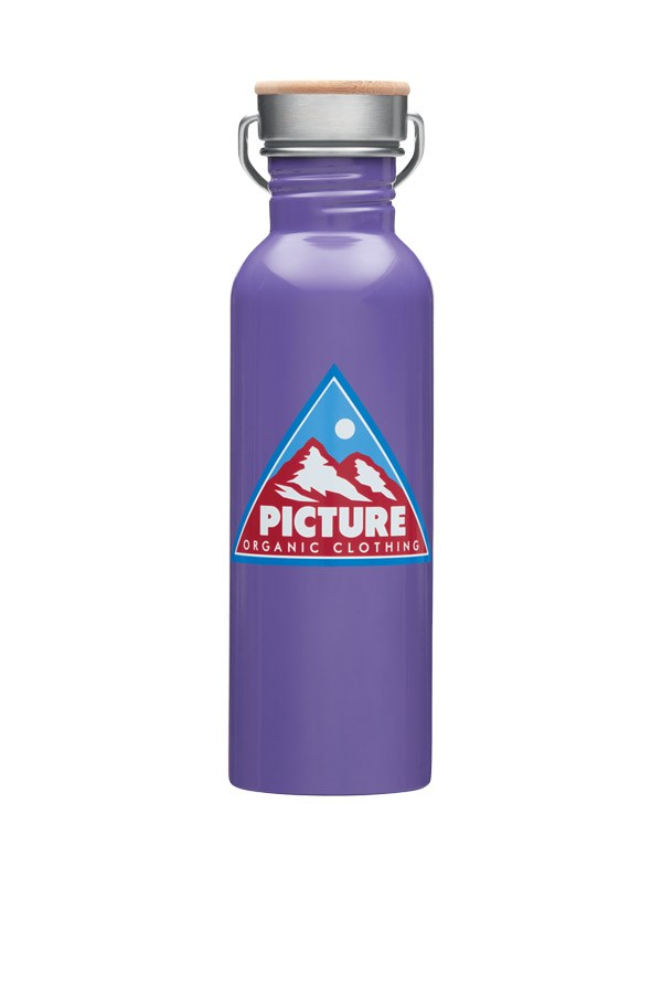 Picture Organic Clothing Bottles Purple