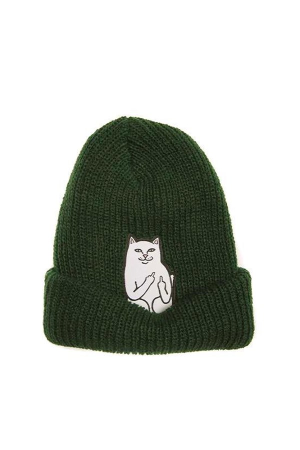 Ripndip Beanie Hunter Green