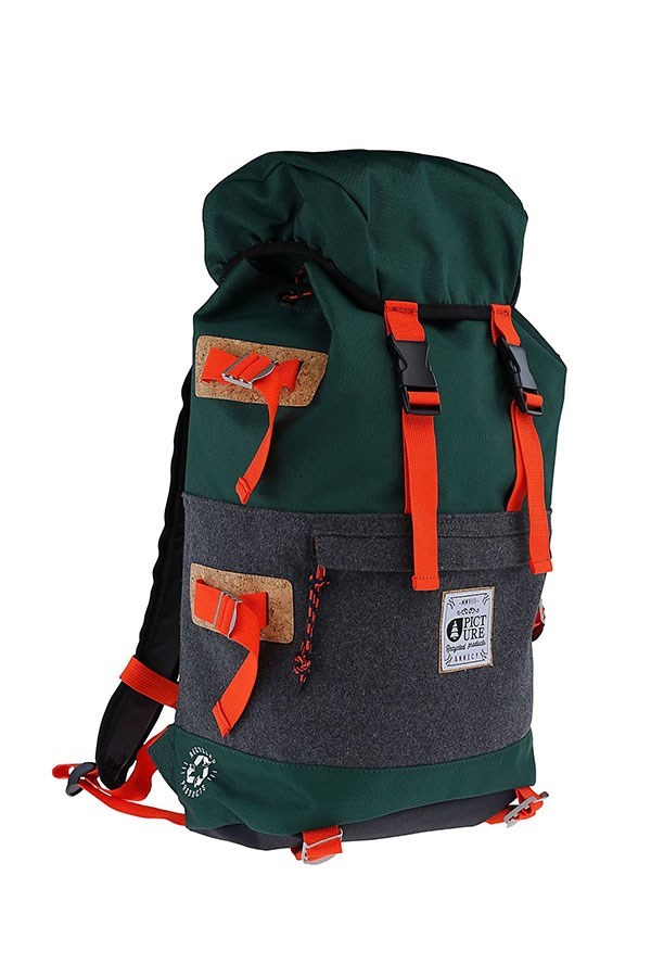 Picture Organic Clothing Backpacks Green