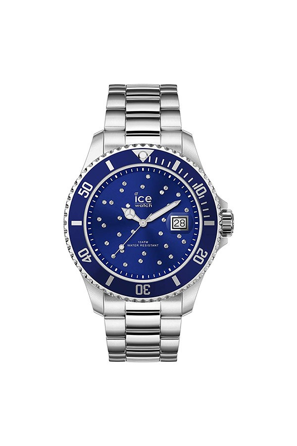 Ice Watch Watches Blue Cosmos Silver