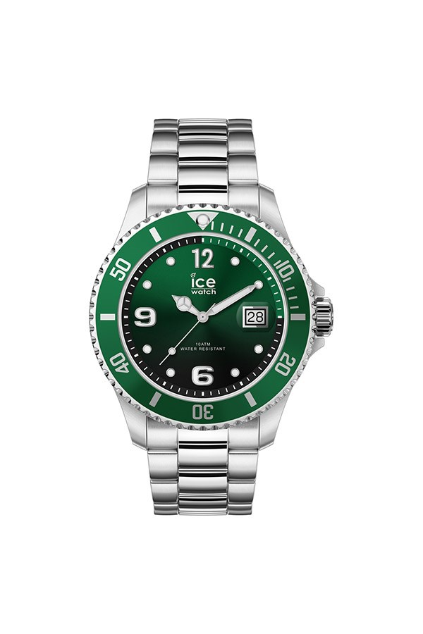 Ice Watch Watches Green Silver