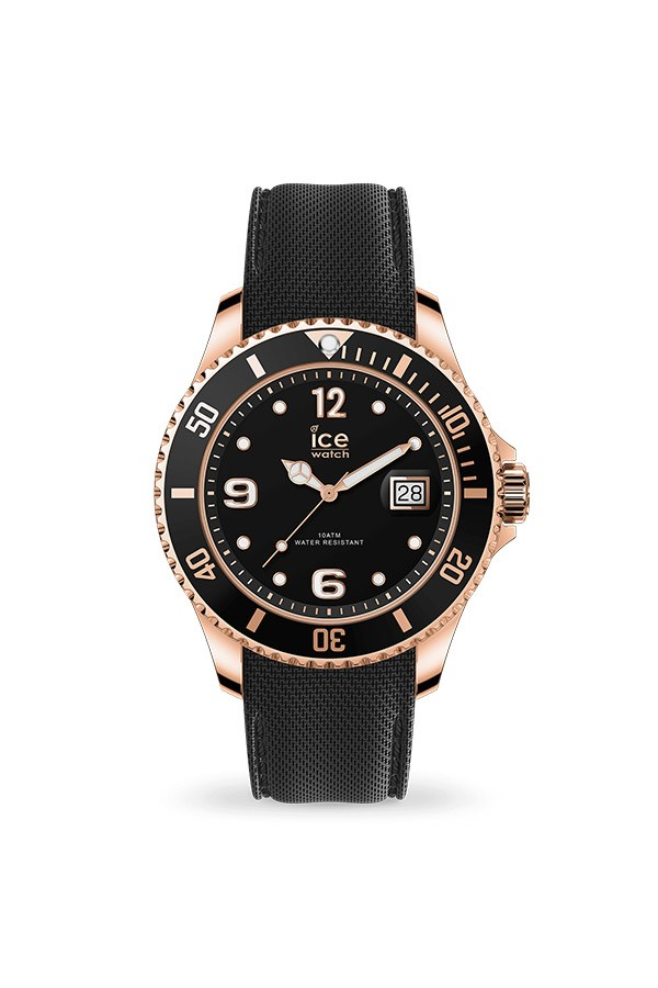 Ice Watch Watches Black Rose Gold