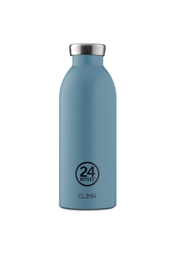 24 Bottles water bottles Bottles CLIMA BOTTLE 050 Powder Blue