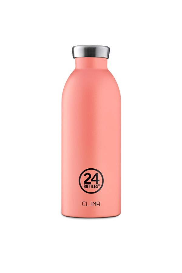 24 Bottles water bottles Bottles CLIMA BOTTLE 050 Blush Rose