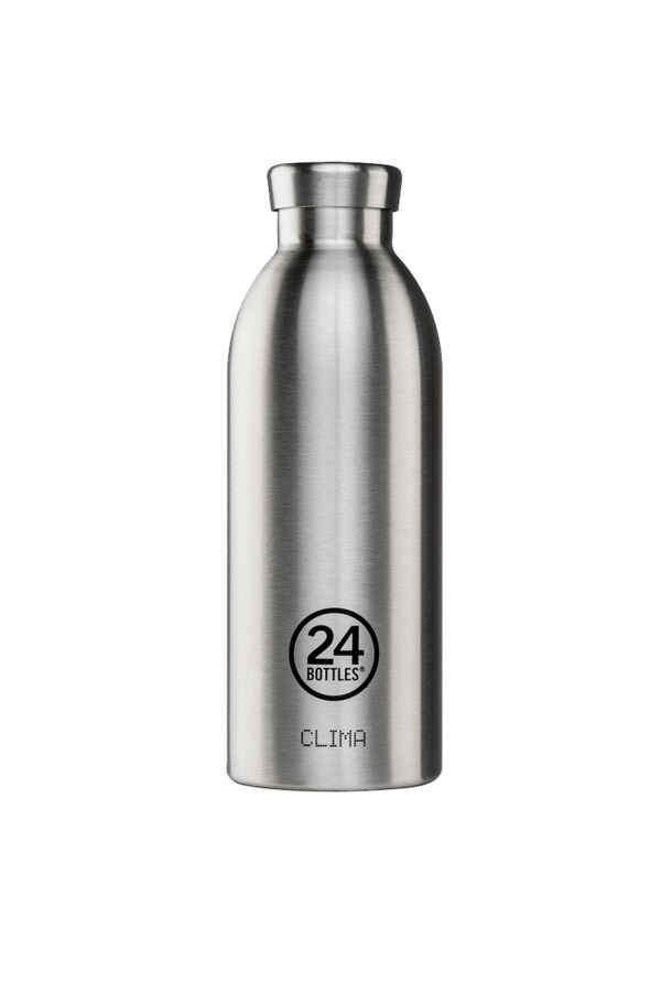 24 Bottles water bottles Bottles CLIMA BOTTLE 050 Steel