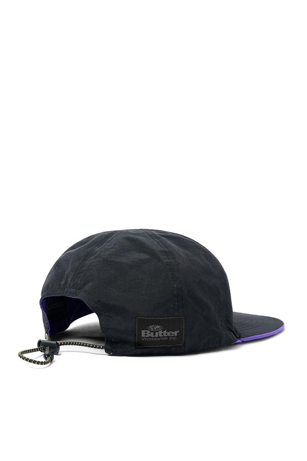 Buttergoods Baseball Purple Black