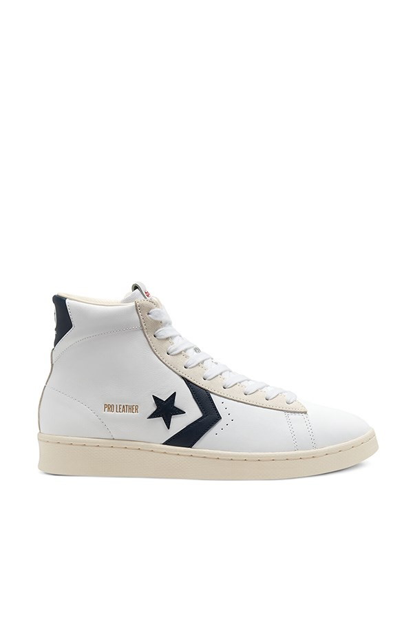 Converse high White / obsidian / egret