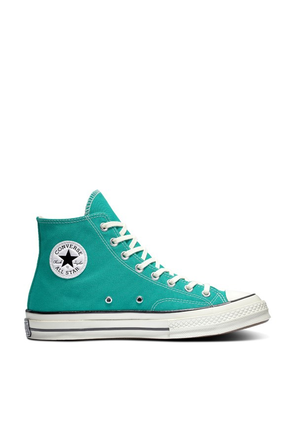 Converse high Court Green / egret / black