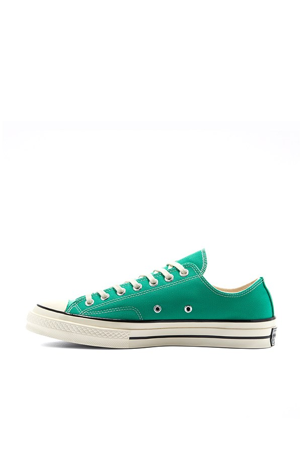 Converse low Court Green / egret / black