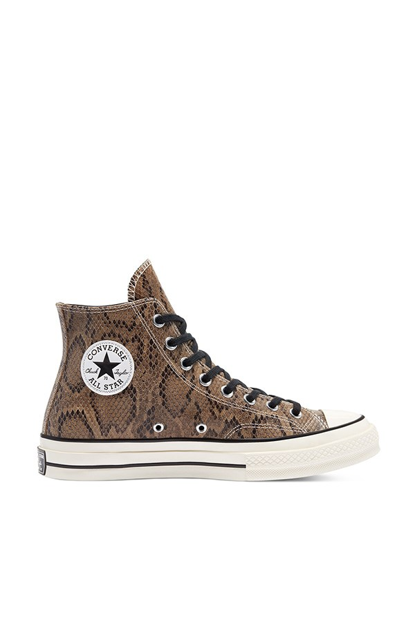 Converse high Brown / egret / black
