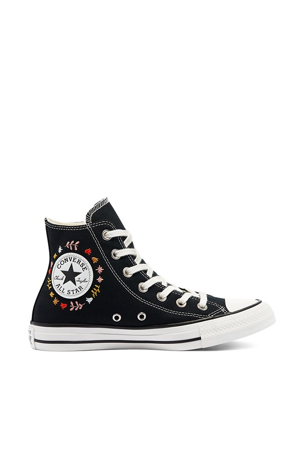 Converse high Black / white / black