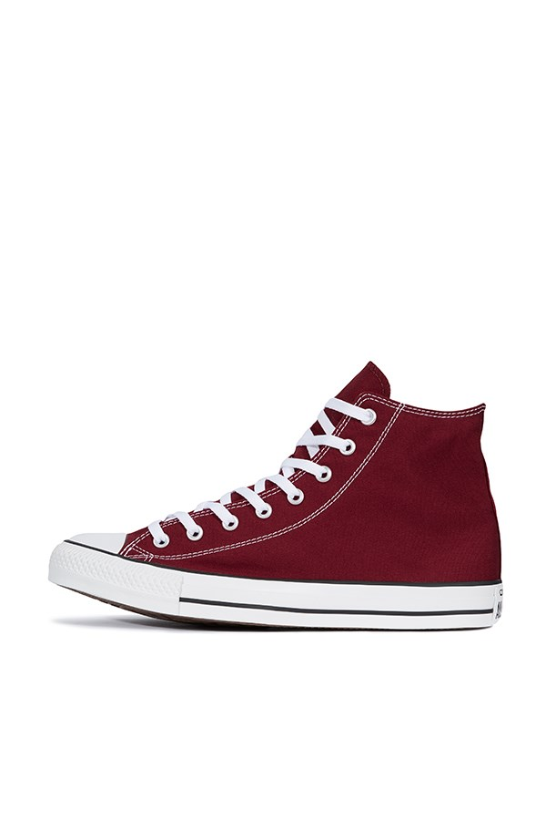 Converse high Maroon