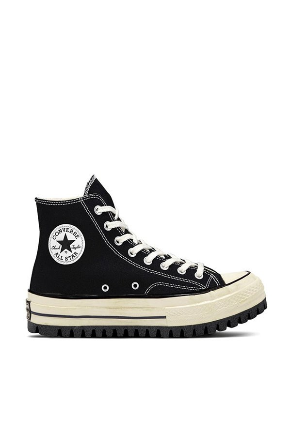 Converse high Black Trek Vintage