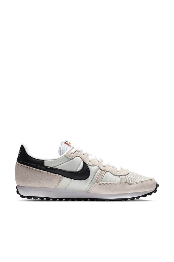 Nike low Light Bone / black-white