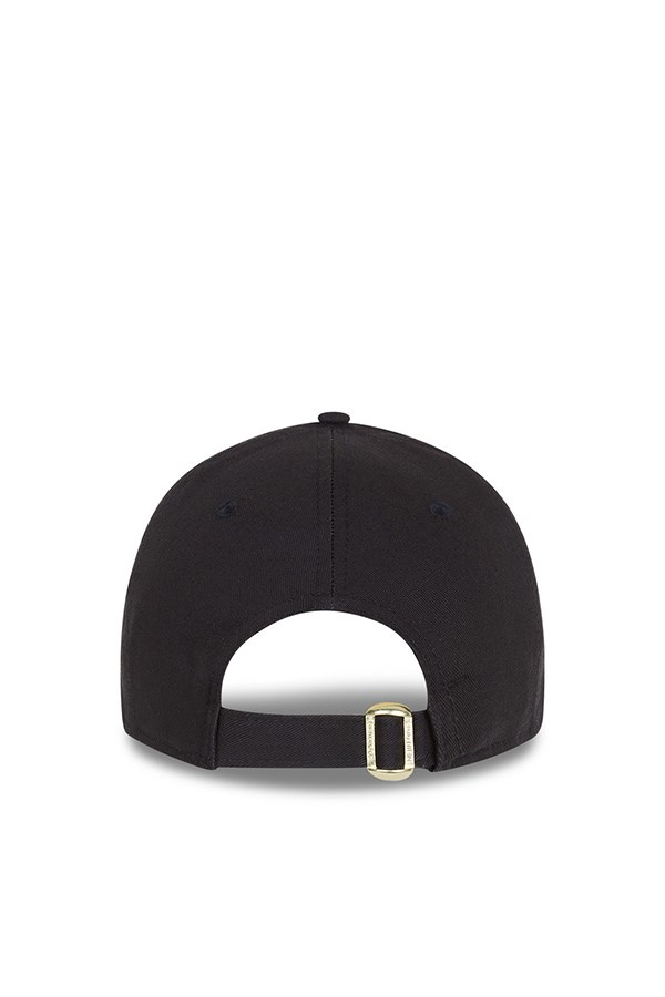 New Era Baseball Black