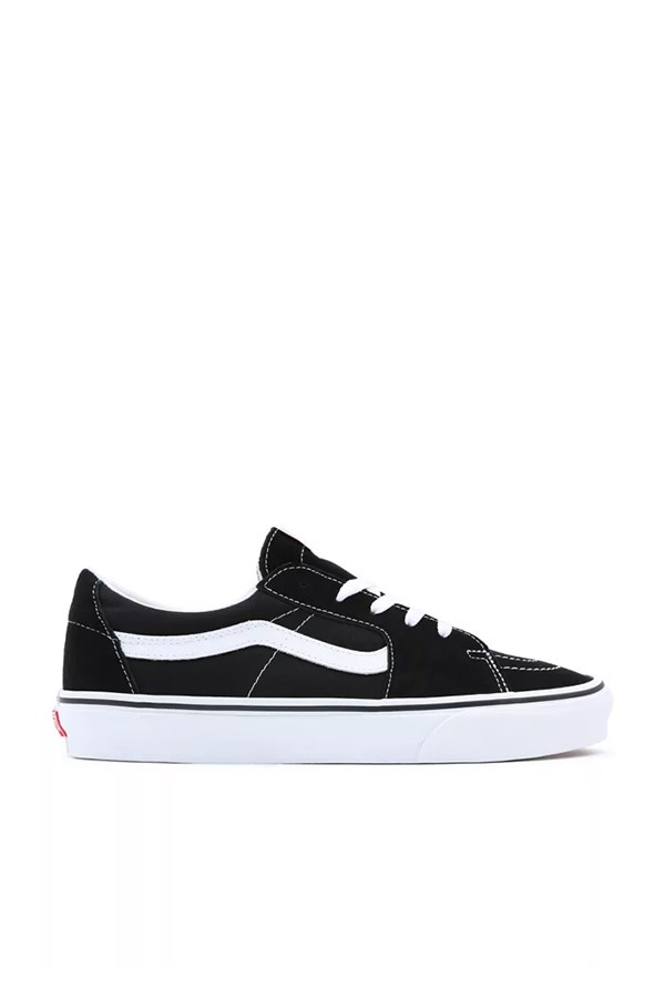 Vans low Black / white