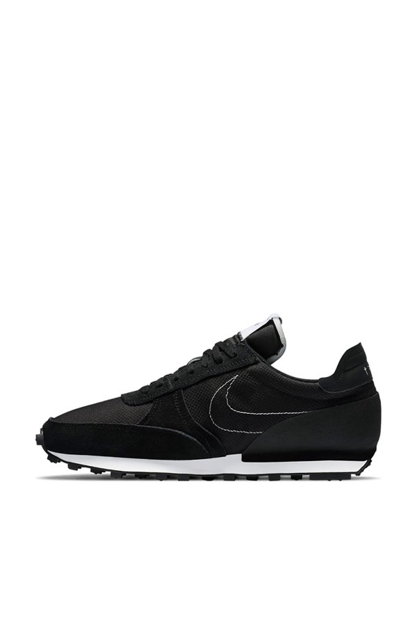Nike low Black / white