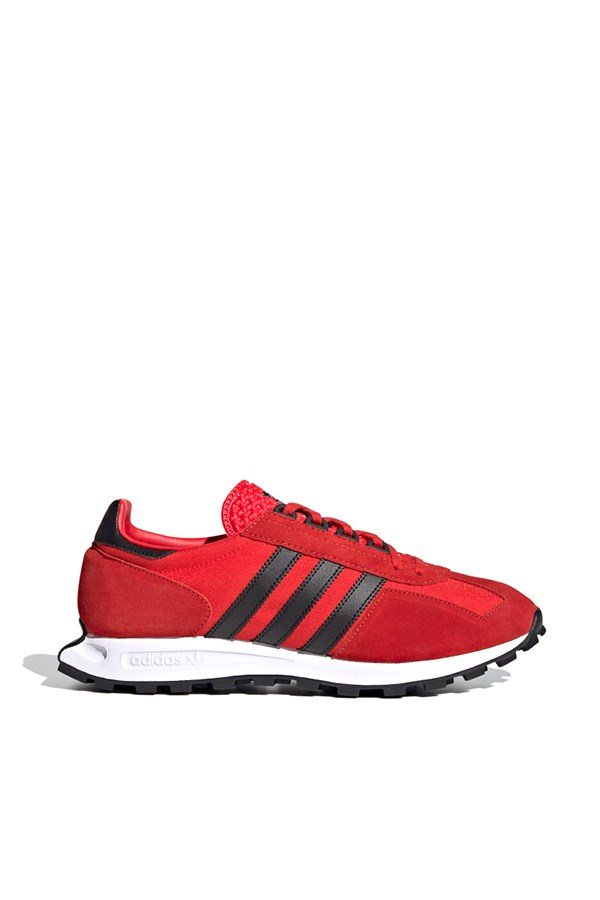 Adidas low Red / cblack / ftwwht