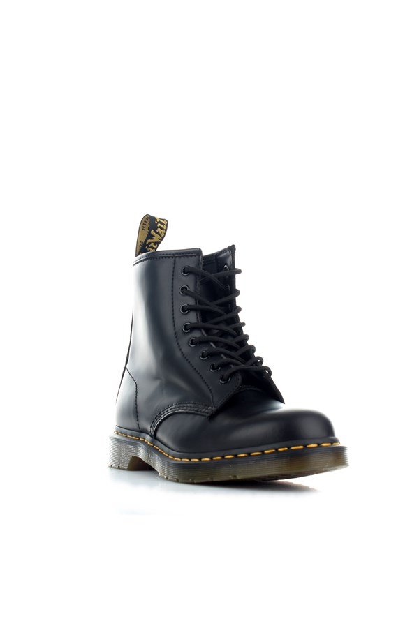 Dr. Martens Tronchetti Smooth Black