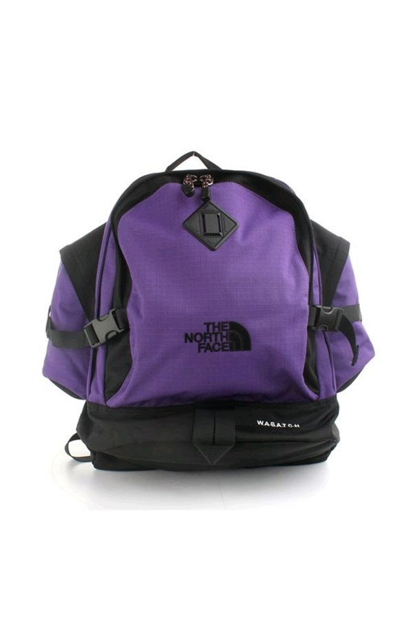 The North Face Accessories Unisex Backpacks Purple T93KUQ5TG